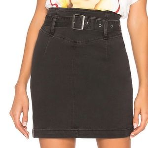 NWT Free People Livin' It Up Pencil Mini Skirt 2